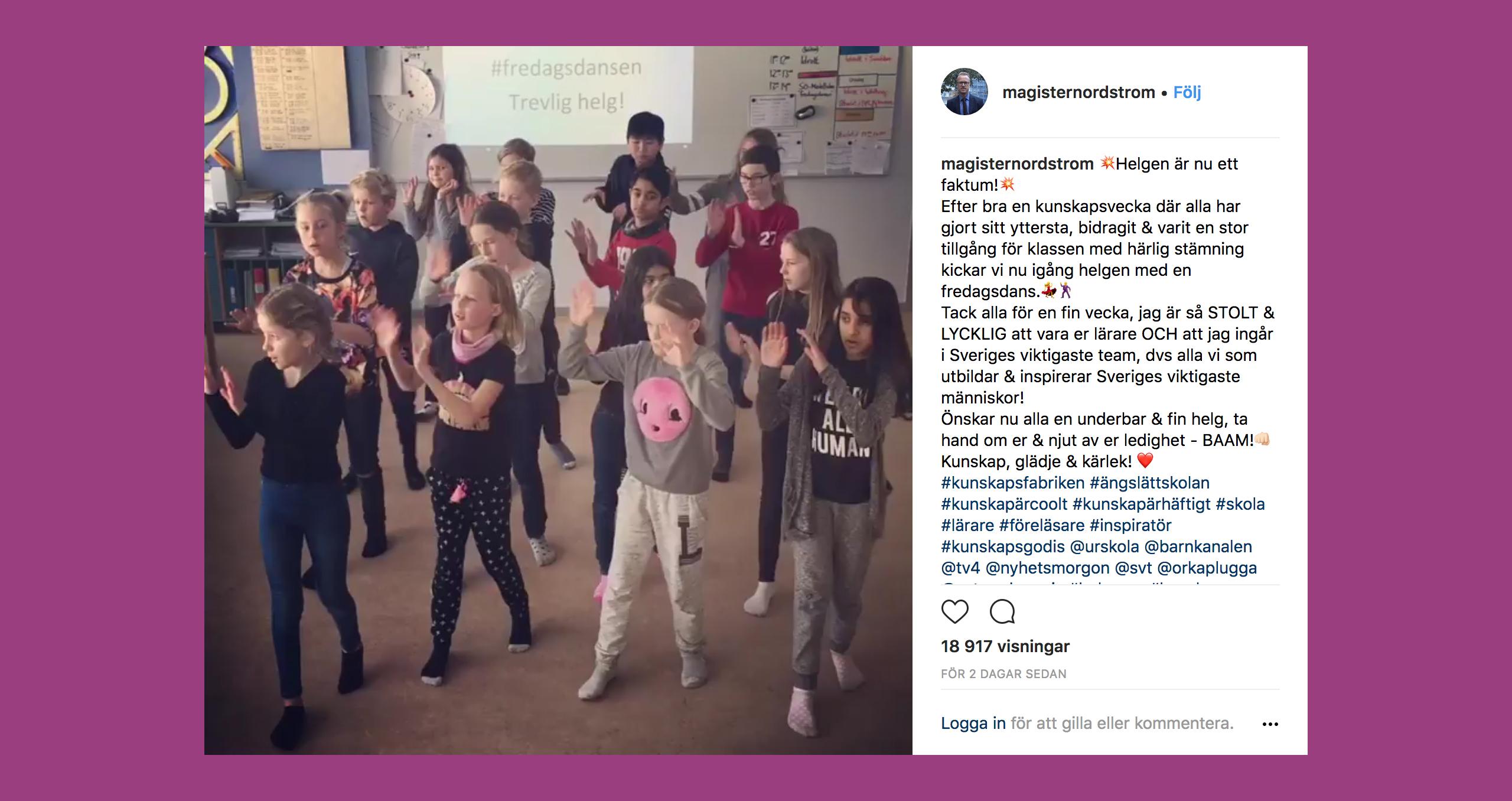 ActiveS - Sveriges Piggaste Klassrum - Ängslättskolan åk 4C, Malmö