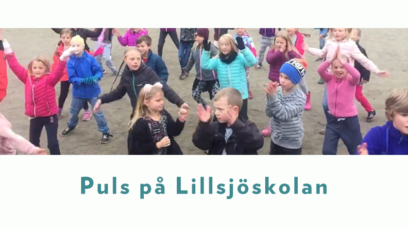 ActiveS - Sveriges Piggaste Klassrum - Lillsjöskolan Åk2, Östersund