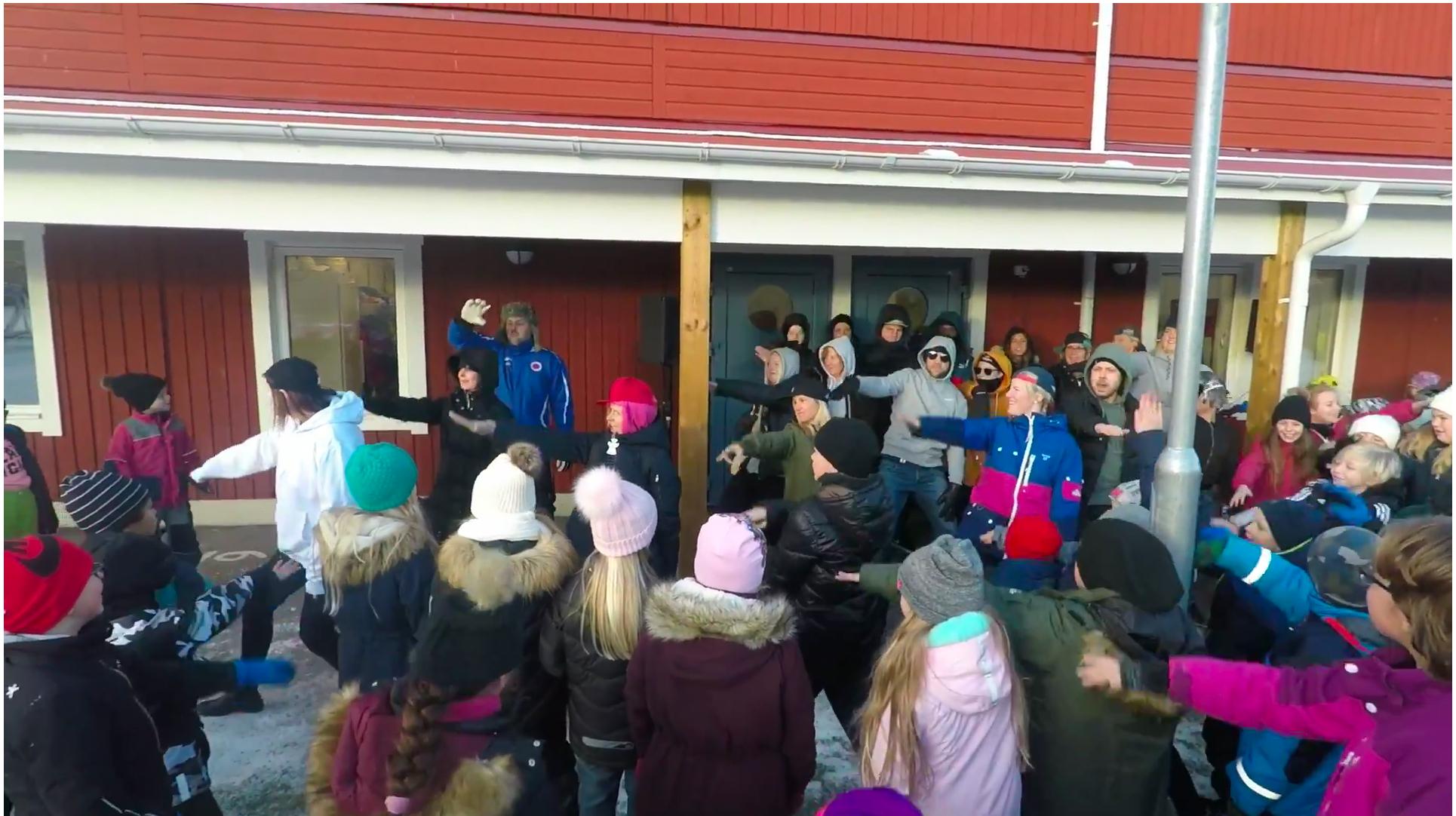 ActiveS - Sveriges Piggaste Klassrum - Nya Karlslundsskolan Åk6, Örebro