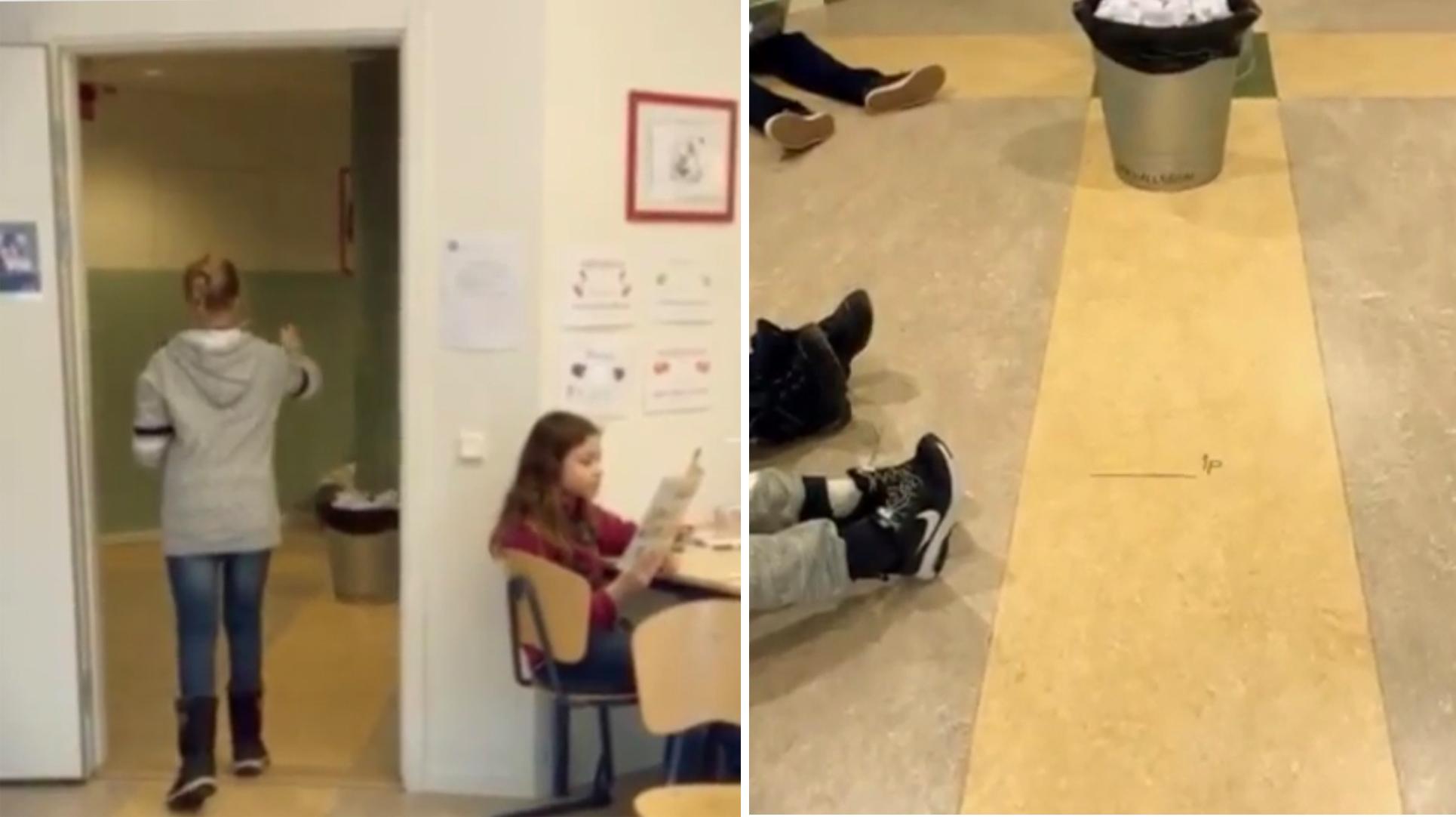ActiveS - Sveriges Piggaste Klassrum - Utbildning Silverdal Åk 5b, Sollentuna
